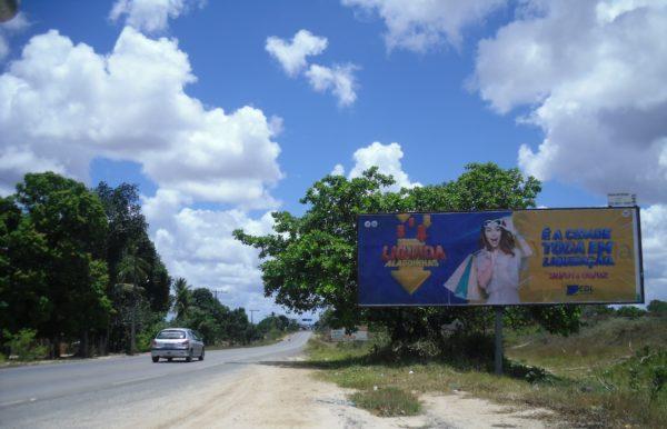 Placa 50: Rua Conselheiro Junqueira, próxima da Faculdade Santo Antônio