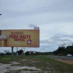 Placa 04: Rodovia BR-110, Parque de Exposições 2 (saída da cidade)