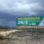 Placa 06: Rodovia BR-101, Indústria de bebidas São Miguel (entrada da cidade)