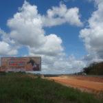 Placa 07: Rodovia BR-101, Indústria de bebidas São Miguel (saída da cidade)
