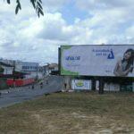 Placa 33: Travessa Dantas Bião, próxima do Estádio Antônio Carneiro