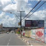 Placa 35: Rua Drº Dantas Bião, Hiper Gbarbosa – Sentido Alagoinhas Velha