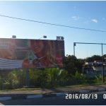 Placa 41: Rodovia Ba-504, Rotatória Viaduto – Sentido Rua do Catu