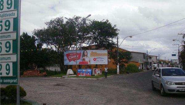 Placa 52: Rua Conselheiro Saráiva, Pojuca – Entrada da Cidade