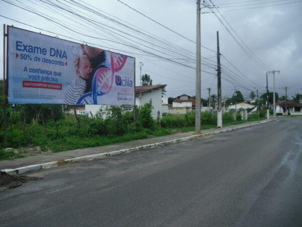 Placa 21: Rua Luiz Viana, próximo à Câmara de Vereadores