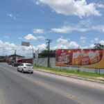 Placa 31: Rua Paulo Afonso, próximo à oficina da Prefeitura Municipal
