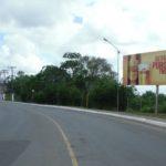 Placa 57: Rua Simões Filho, próxima da rodoviária de Catu 2