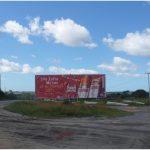 Placa 06: Rodovia BR-101, Indústrias de Bebidas São Miguel (1) – Entrada da Cidade