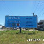 Placa 16: Avenida Joseph Wagner, Marmoaria Ladrimar – Entrada da Cidade
