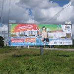 Placa 17: Avenida Joseph Wagner, Marmoaria Ladrimar – Saída da Cidade