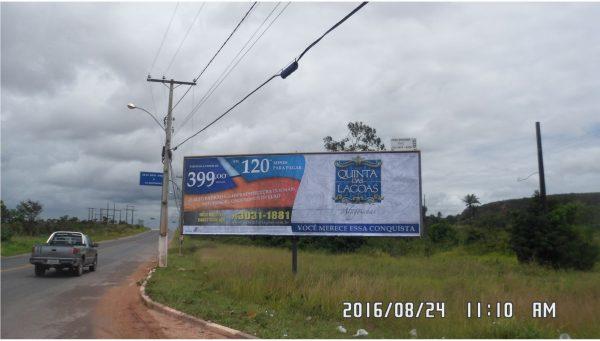 Placa 31: Rua Paulo Afonso, Próximo Vipal Reformadora de Pneus – Entrada da Cidade