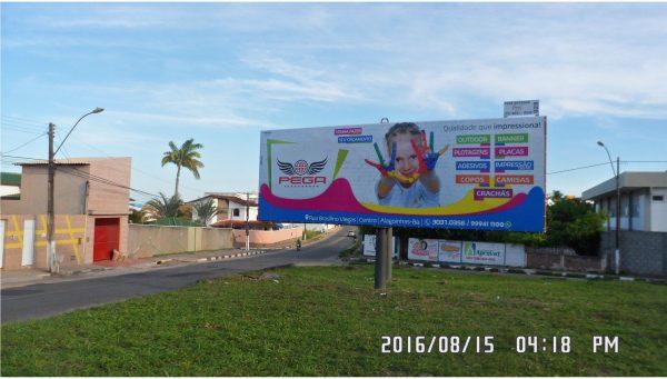 Placa 33: Travessa Dantas Bião, Próximo Estádio Antônio Carneiro