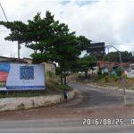 Placa 45: Rodovia Br-101, Rotatória do Bairro Bom Viver – Entrada da Cidade